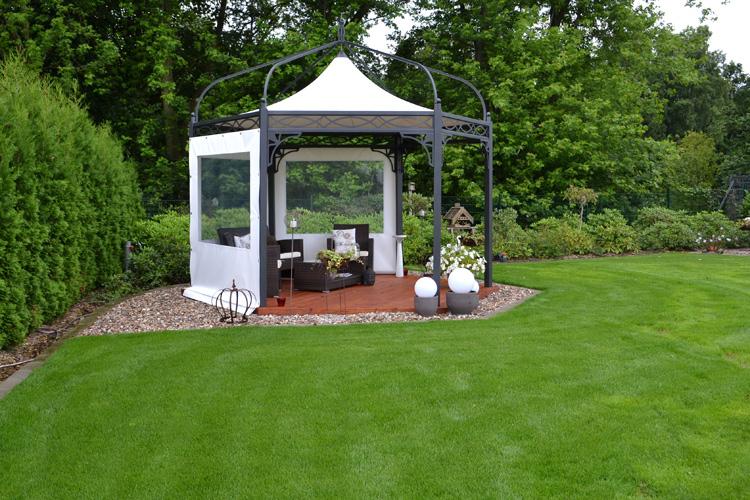 Bo wi outdoor living referenzen berdachung sonnenschutz carport luxus gartenm bel - Luxus gartenmobel ...