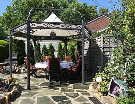 Bo Wi Outdoor Living Referenzen überdachung Sonnenschutz