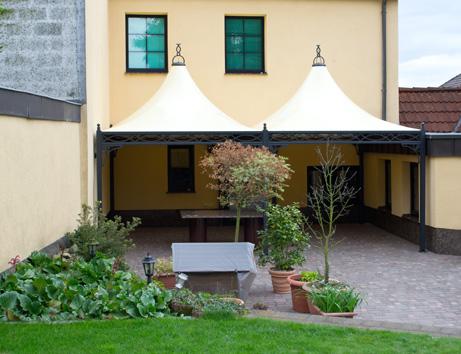 pavillon 3x4 wasserdicht cool vanage pavillon stella aus. Black Bedroom Furniture Sets. Home Design Ideas