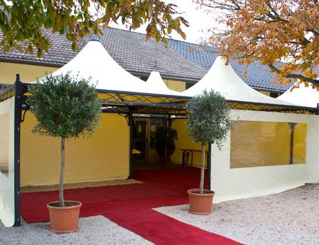 bo wi outdoor living pavillons f r gewerbe und garten. Black Bedroom Furniture Sets. Home Design Ideas